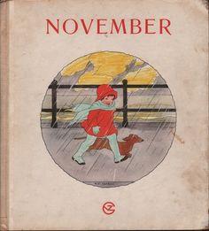 Rie Cramer, maandenboeken : November, slachtmaand. 1