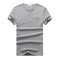 T-Shirt Stretch, Gray