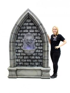 Stone Arch Water Feature | Fairytale Props | Fairytale Theme | Event Prop Hire