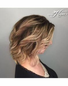 Shadow Root and Lowlights for this perfect, low maintenance summer look☀️ Created by Stylist Kelly.  www.colorsbykim.com Summer Looks, Stylists, Long Hair Styles, Beauty, Summer Outfits, Cosmetology, Summer Styles, Long Hairstyles, Long Hair Cuts