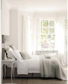 30 propuestas de dormitorios blancos Blog T&D (9)