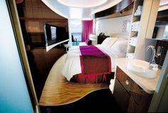 Camarote com Varanda Norwegian Epic Marque já com o seu agente de viagens