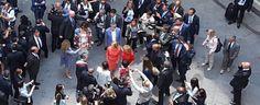 Offerte di lavoro Palermo  In una giornata molto calda con la piazza Duomo chiusa al pubblico e tra la curiosita' della gente assiepata dietro le transenne a due passi dal mercato del...  #annuncio #pagato #jobs #Italia #Sicilia G7 Taormina: il pranzo delle first lady a Catania