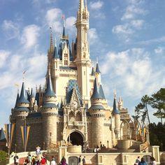 Magic Kingdom...can't wait to bring Lucas!!