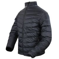 Condor Zephyr Lightweight Down Jacket, Black, X-Large, Men's Condor Tactical, Tactical Gear, Tactical Clothing, Military Surplus, Body Armor, Gears, Winter Jackets, Footwear, Clothes