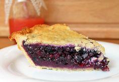 Berry Pie | Little Kitchen, Big Bites
