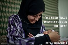 Politicians must show courage in resisting the call of war. The recent escalation of violence in Syria has highlighted the terrible suffering of the Syrian people and confirmed the need to urgently find a political solution to this conflict, which is increasing day by day. Over two million refugees, more than half are children. Sign the petition for peace talks: http://www.change.org/petitions/don-t-let-syria-down
