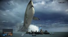Gigantic Shark Discovered in Battlefield 4 - http://www.gizorama.com/news/gigantic-shark-discovered-in-battlefield-4/