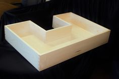U Shaped or Under the Sink Drawer Box