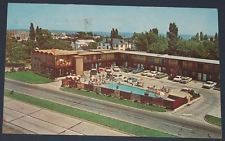 Golden Sands Motel Buckroe Beach Hampton Va Postcard 1966