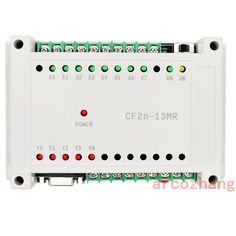 FX2N CF2N 13MR programmable logic controller 8 input 5 relay output plc controller automation controls plc system