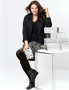 Plus Size Skirts   Plus Size Denim & Maxi Skirts   Lane Bryant