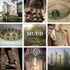 House Mudd, Once kings of the Riverlands. House Mudd was a noble house from the Riverlands, they blazoned their shield with a golden crown studded with emeralds on a brown field. The Mudds once ruled as Kings of the Rivers and the Hills from a castle along the Blue Fork whose ruins are now called Oldstones. They were the last of the First Men to rule the Trident, reigning for over a thousand years.