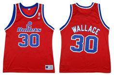 Rasheed Wallace from Washington Bullets En favorit i samlingen.