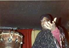 Sun Ra @ Ruthie's Inn, Berkeley, Ca. October 1984