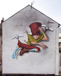 Titel: Zeitfänger. Von Lonac. In Blackpool (Großbritannien). http://lonac.blogspot.de
