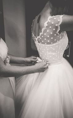 Beautiful Wedding Dress & Photo