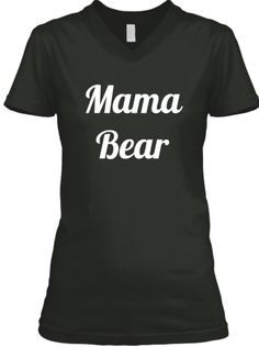 Discover Bear Family T-Shirt, a custom product made just for you by Teespring. Just For You, Bear, Mens Tops, T Shirt, Women, Fashion, Supreme T Shirt, Moda, Tee Shirt