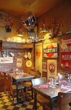 "Restaurant ""Le Briefing"" - Auderghem"