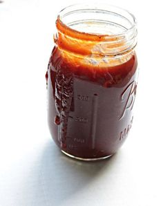 The Best Homemade BBQ Sauce Ever! (I'm looking forward to trying this because it's almost impossible to find BBQ sauce in the store that isn't loaded with High Fructose Corn Syrup--without paying a lot extra.)