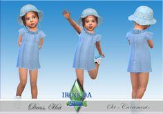 Irink@a_Carrement_Dress; Irink@a_Chloe_Hat