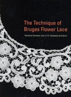 lakiyou — «The Technique of Bruges Flower Lace» на Яндекс.Фотках