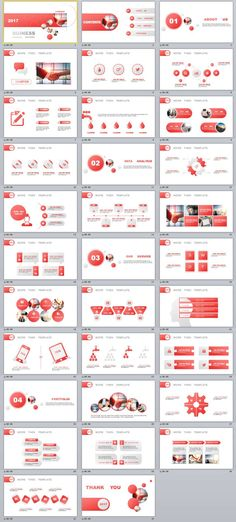 Red Lowpoly business PowerPoint Template on Behance Simple Powerpoint Templates, Professional Powerpoint Templates, Keynote Template, Flyer Template, Web Design, Slide Design, Design Art, Design Layouts, Flat Design