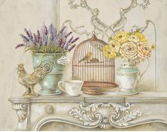 french decoupage paper