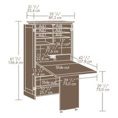 craft cabinet with fold out table craft cabinet with drop down table craft cabinet with fold out table craft sewing machine cabinet craft storage cabinet with fold out table Craft Armoire, Craft Cabinet, Sewing Cabinet, Cabinet Storage, Wall Storage, Cabinet Ideas, Craft Cupboard, Cabinet Plans, Storage Ideas
