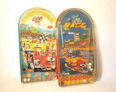 Daytona 500 Pinball & Auto Race Pinball Games