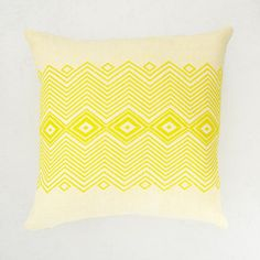 African Orchid Pillow