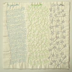 10 Free-motion Quilting Tips from Frieda Anderson