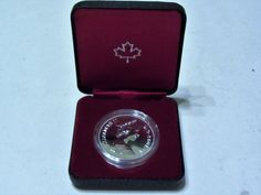 Item specifics     Country/Region of Manufacture:   Canada   Circulated/Uncirculated:   PROOF       1979 CANADIAN COMMEMORATIVE PROOF SILVER DOLLAR GRIFFON TRICENTENNIAL  Price : $14.99  Ends on : 3 weeks Order Now