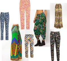 """Funky pants Friday"" by derynlilith on Polyvore"