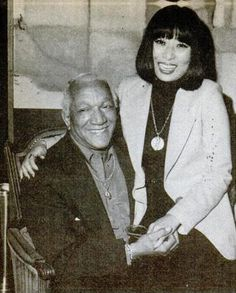 Redd Foxx and 3rd wife, Yun Chi Chung