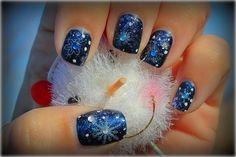 Black White Snowflake Nail Tutorials img84379589ec3423087