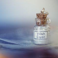 Wish dust by lieveheersbeestje.deviantart.com on @deviantART