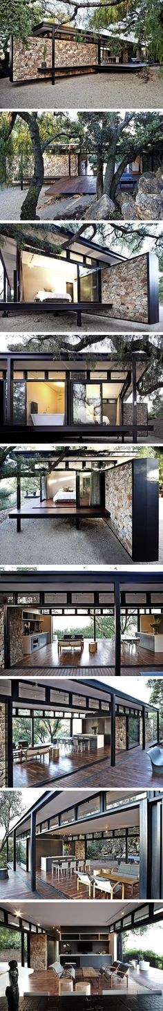 d78ad5219cc Container House - Westcliff Pavillion    Architecture Studio - Same design  could be used in