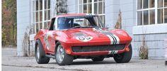 Tough Tanker - 1963 Chevrolet Corvette Z06 - SCD Motors - The Sports, Racing and Vintage Car Market