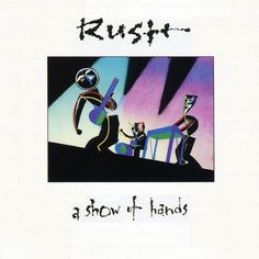 RUSH A Show of Hands Cover