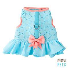 Martha Stewart Pets® Fresh Meadows Bow Dress Harness | Harnesses | PetSmart