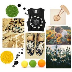 """Flower power"" by karalfalk on Polyvore"