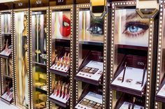Charlotte Tilbury's new make-up store. Charlotte-Tilbury-Nordstrom-Houston-Galleria-Launch