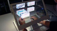 Microsoft's 3D Computer