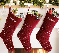 """Some of them should be sewed while some other are considerably more simple to make. Checkout """"35 Cool Christmas Stocking Decoration Ideas"""". Enjoy!!"""