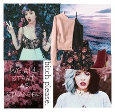 """Melanie Martinez"" by obrien91 ❤ liked on Polyvore featuring Abercrombie & Fitch and Dorothy Perkins"
