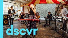 Vaults - Cry No More - Vevo DSCVR (Live)