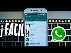 Como Hackear Whatsapp Sólo Con El Número Sin El Celular De La Otra Persona Es Posible Youtube Youtube Hamer Mabel