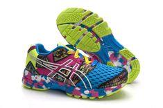 wholesale dealer 284c3 3c1ba Asics GEL-NOOSA TRI 8 Womens Running Shoes Confetti  onitsukatiger