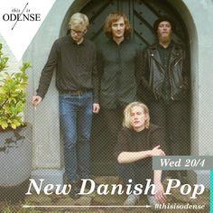 Tårn, Aksglæde og Franske piger Dansk neo-pop på Posten Læs anbefalingen på: www.thisisodense.dk/2143